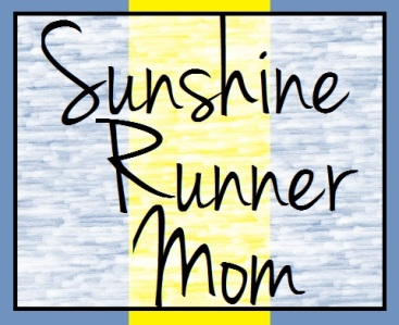 sunshine runner mom logo